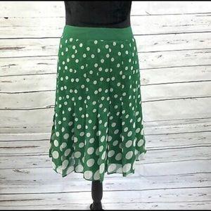 Biden Polka Dot Skirt